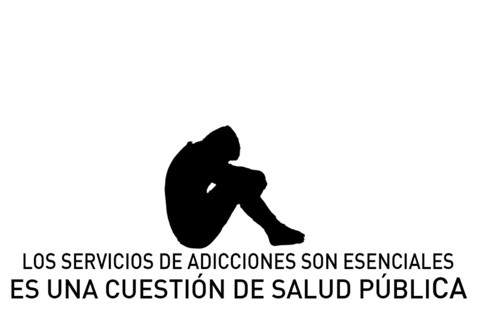 servicios de adicciones son esenciales, son salud publica
